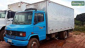 Mercedes 710 Baú