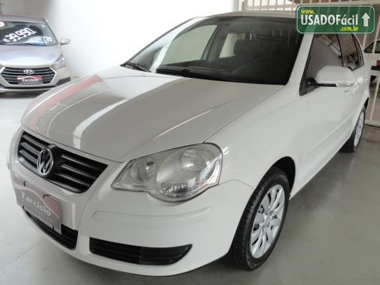 Veículo à venda: polo sedan 1.6 flex