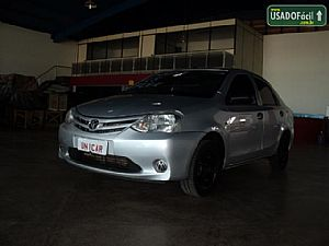 Etios Sedan Flex
