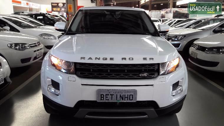 Veículo à venda: range rover evoque