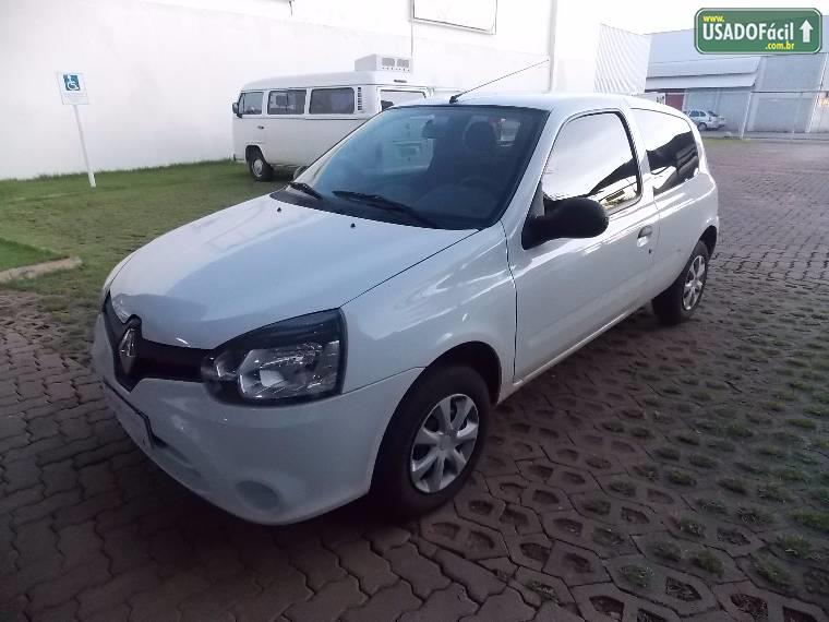 Veículo à venda: clio hatch authentique 2p hi-flex