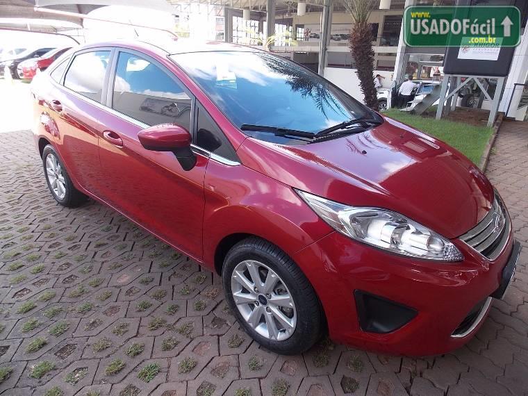 Veículo à venda: new fiesta sedan flex