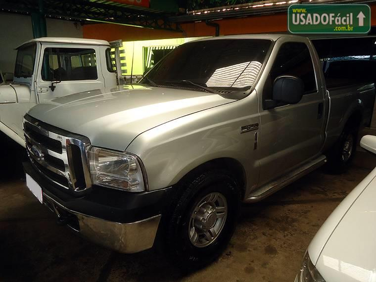 Veículo à venda: f-250 xlt cs super duty