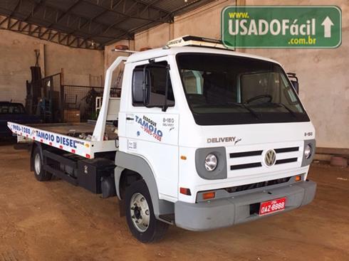 Veículo à venda: volks 8.150 delivery plus quincho plataforma 6 metros