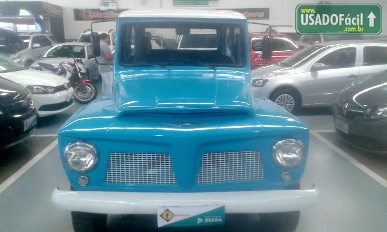 Veículo à venda: ford rural