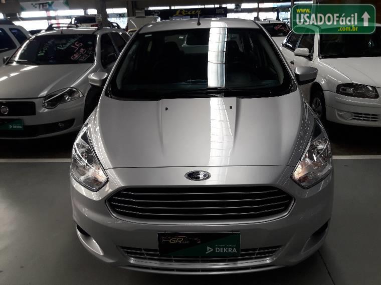 Veículo à venda: ka + sedan se flex