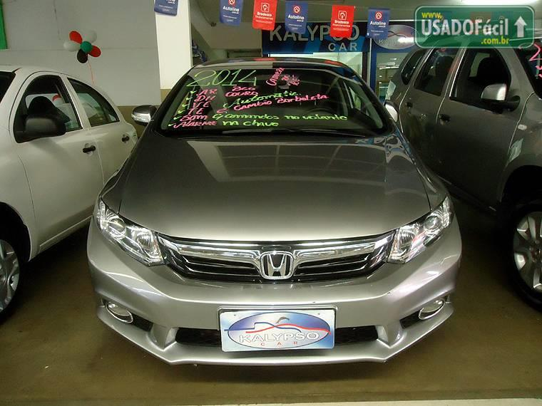 Veículo à venda: civic lxr automático flex