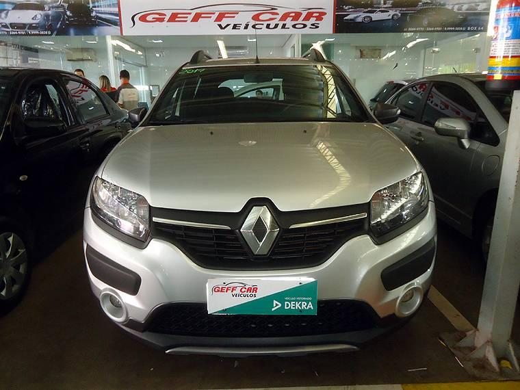 Veículo à venda: sandero stepway ripcurl hi-flex