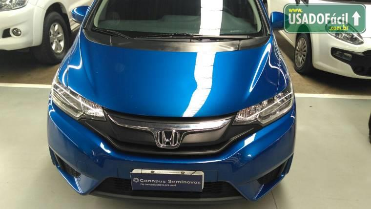 Veículo à venda: fit lx automático flex