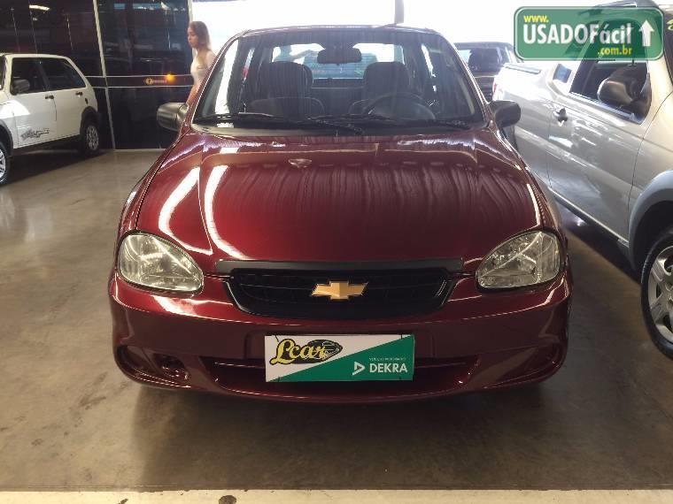 Veículo à venda: corsa sedan classic life flex power