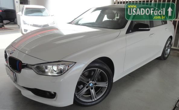 Veículo à venda: bmw 320i active automático
