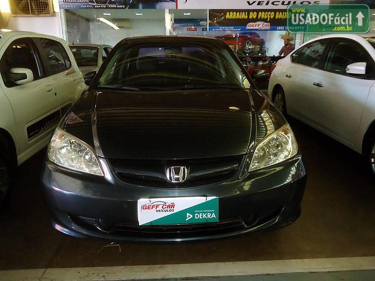 Veículo à venda: civic lxl automático