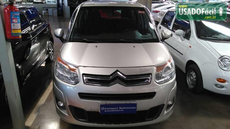 Veículo à venda: c3 picasso glx automático flex