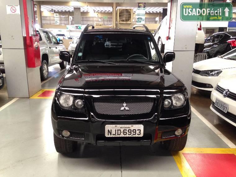 Veículo à venda: pajero tr4 4x4 automático