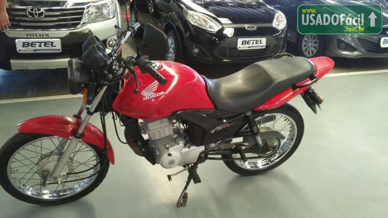 Veículo à venda: cg 125 fan ks
