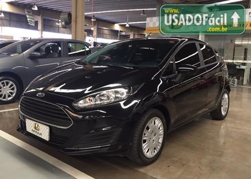 Veículo à venda: new fiesta hatch 4p flex