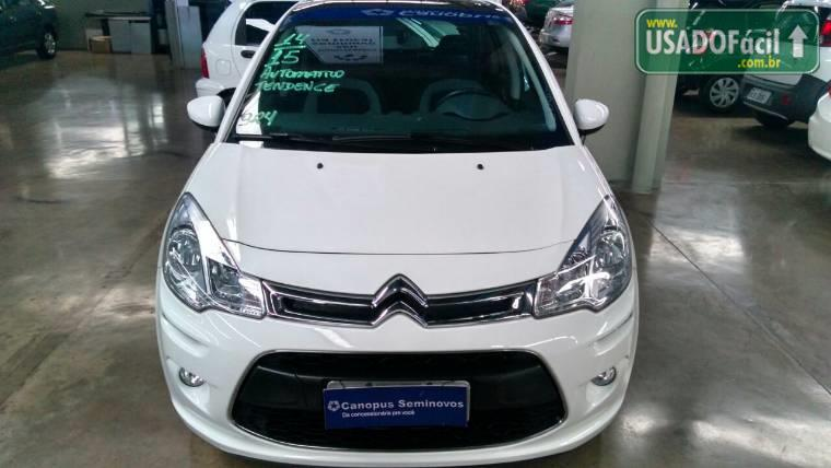 Veículo à venda: c3 tendance automático flex