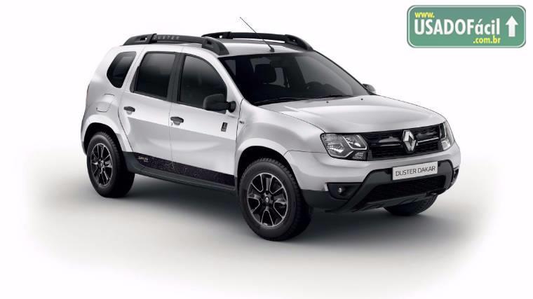 Veículo à venda: duster dynamique x-tronic hi-flex