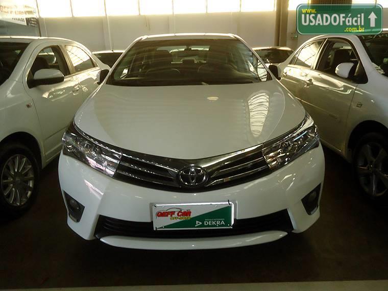 Veículo à venda: corolla gli automático flex
