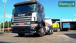 Scania P-420 6x4