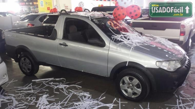 Veículo à venda: pick-up strada cs 1.4