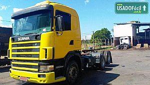 Scania R 113 GA 360 6x2