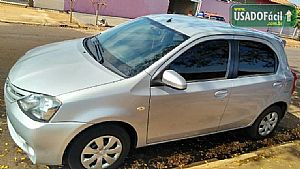 Etios Hatch XS Flex