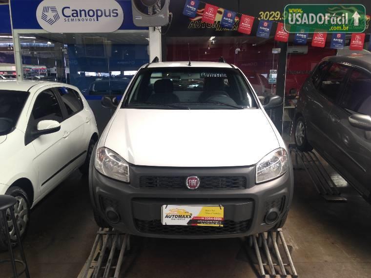 Veículo à venda: pick-up strada working cs flex