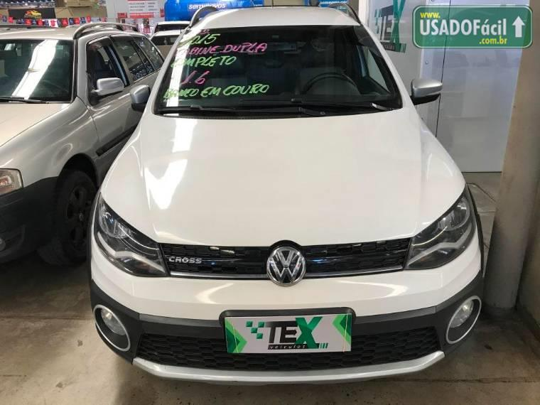 Veículo à venda: saveiro cross cd total flex