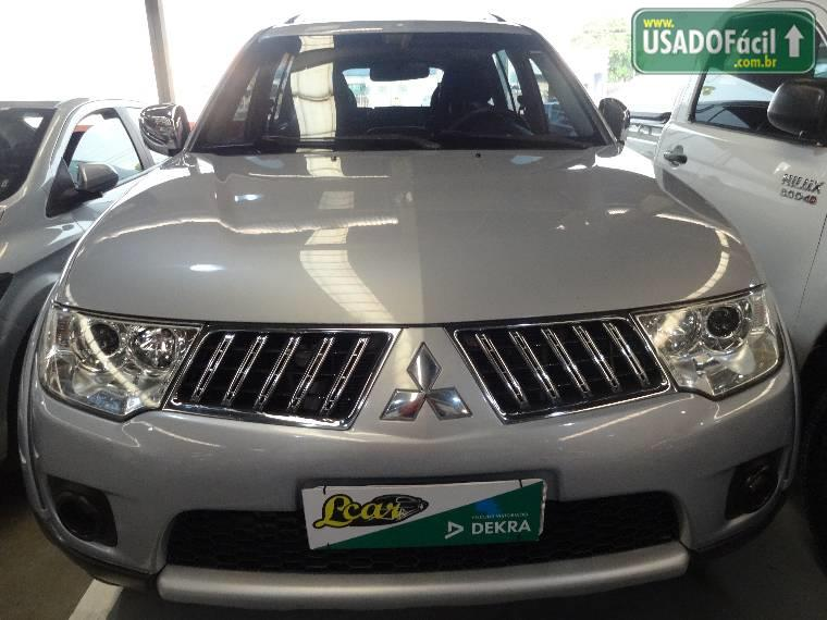 Veículo à venda: pajero dakar hpe 4x4 automático