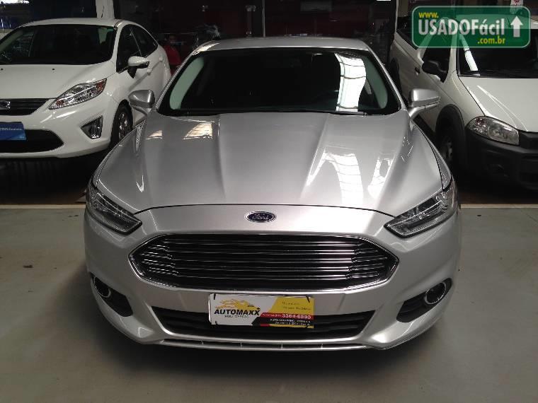 Veículo à venda: fusion se automático