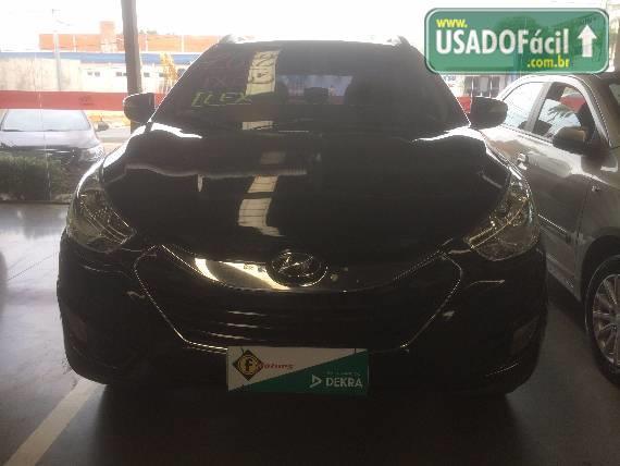Veículo à venda: ix35 automático flex