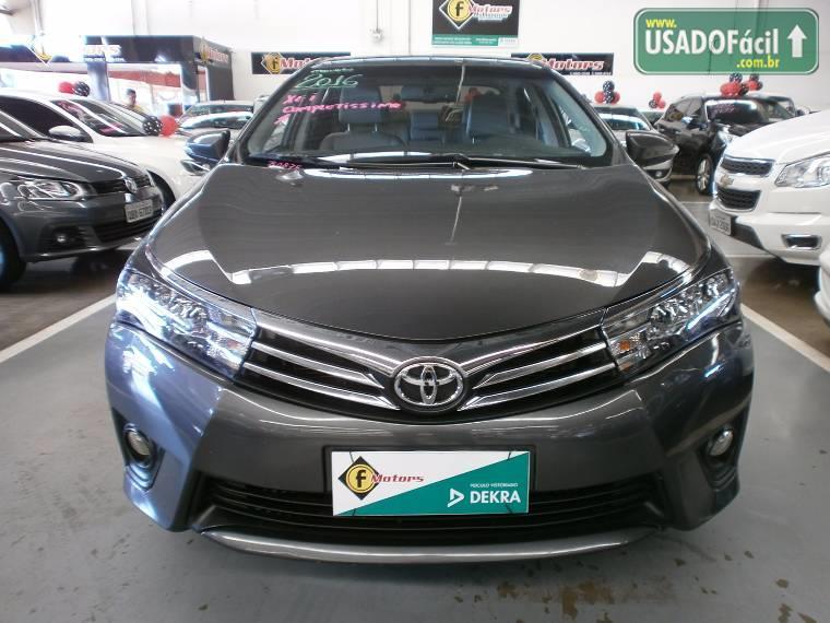 Veículo à venda: corolla xei automatico flex