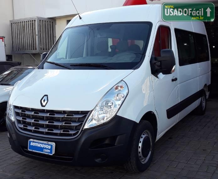 Veículo à venda: van master minibus std 16 lugares