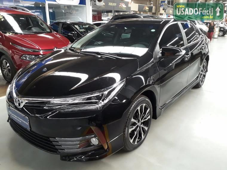 Veículo à venda: corolla xrs automatico flex