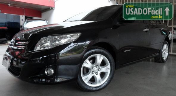 Veículo à venda: corolla xei automático