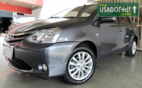 Veículo à venda: etios sedan xls flex