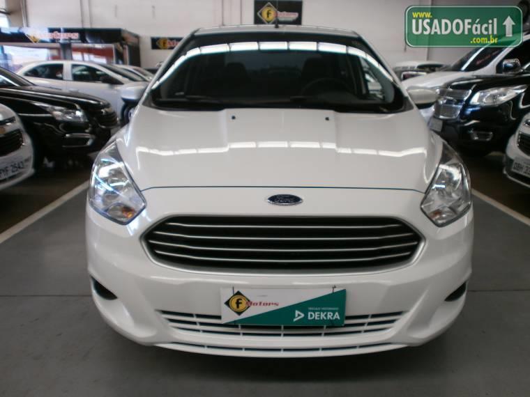 Veículo à venda: ka + sedan flex