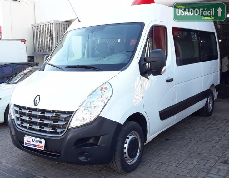 Veículo à venda: van master minibus std l2h2
