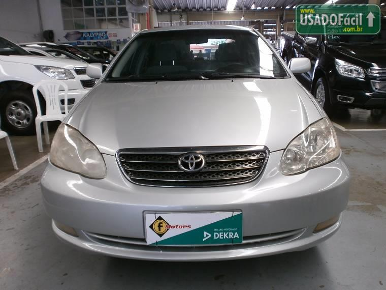 Veículo à venda: corolla xli automático