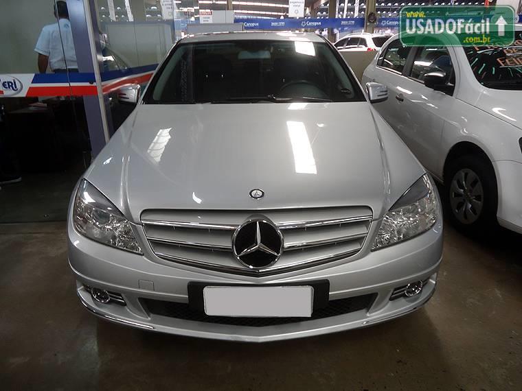 Veículo à venda: mercedes c200 cgi automático