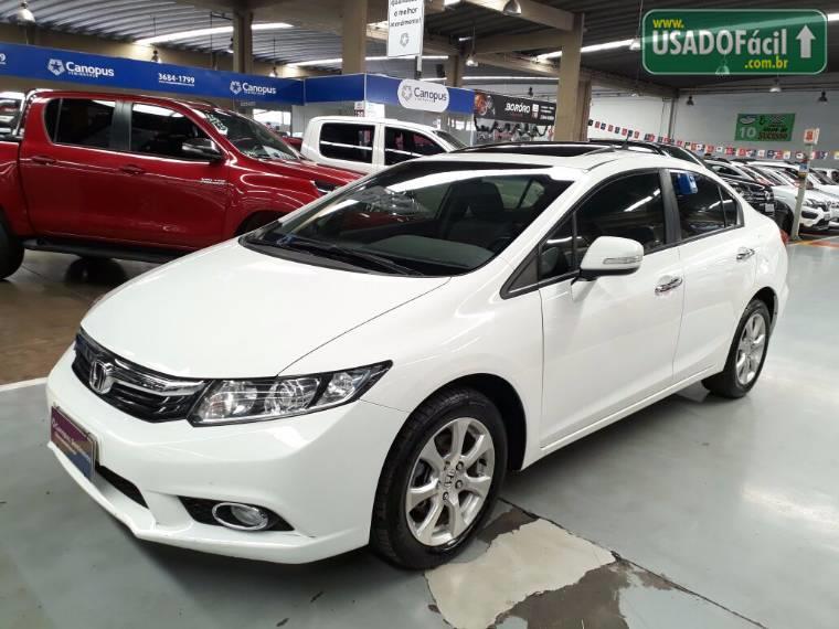 Veículo à venda: civic exs automático flex