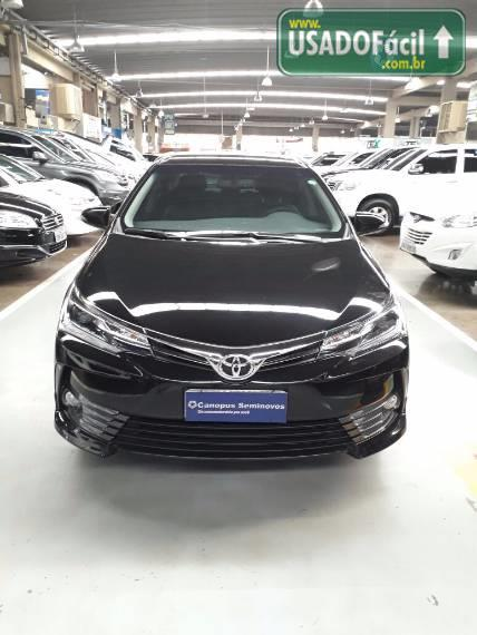Veículo à venda: corolla xrs automático flex