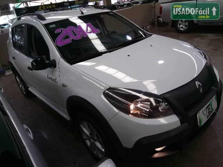 Veículo à venda: sandero stepway tweed hi-flex