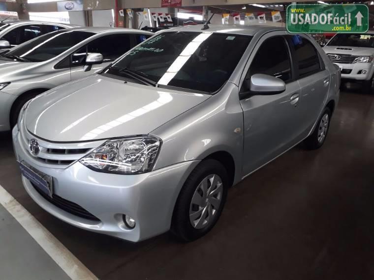 Veículo à venda: etios sedan xs flex automático