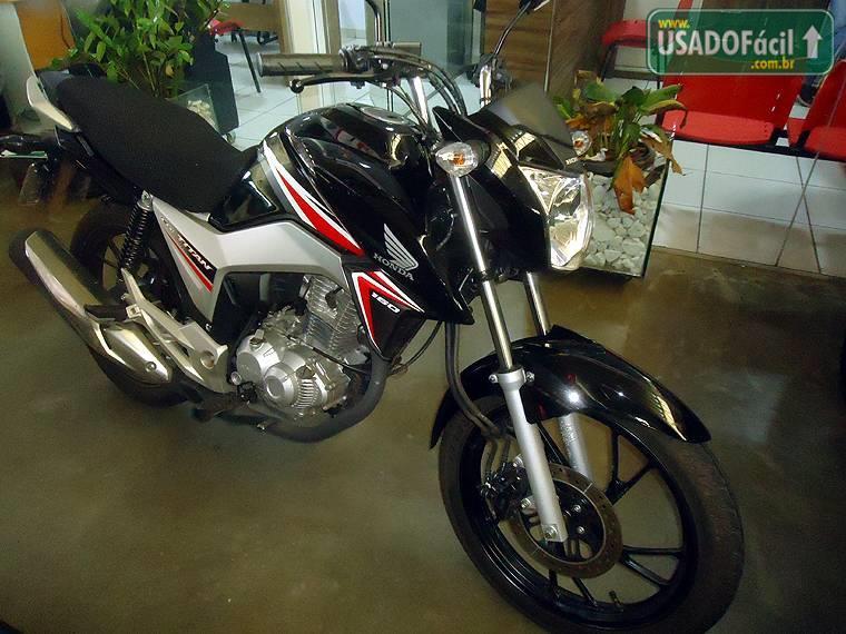 Veículo à venda: cg 160 titan ex flex