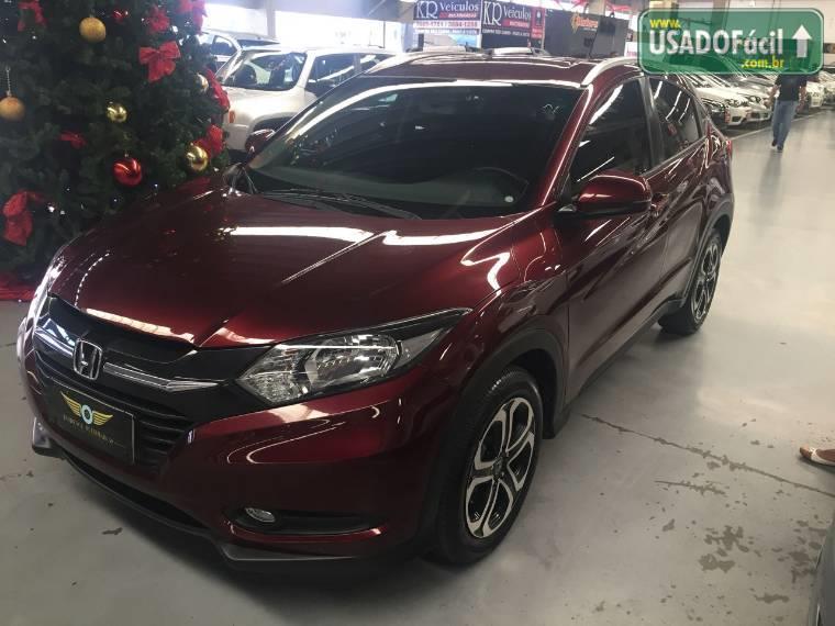 Veículo à venda: hrv ex automático flex