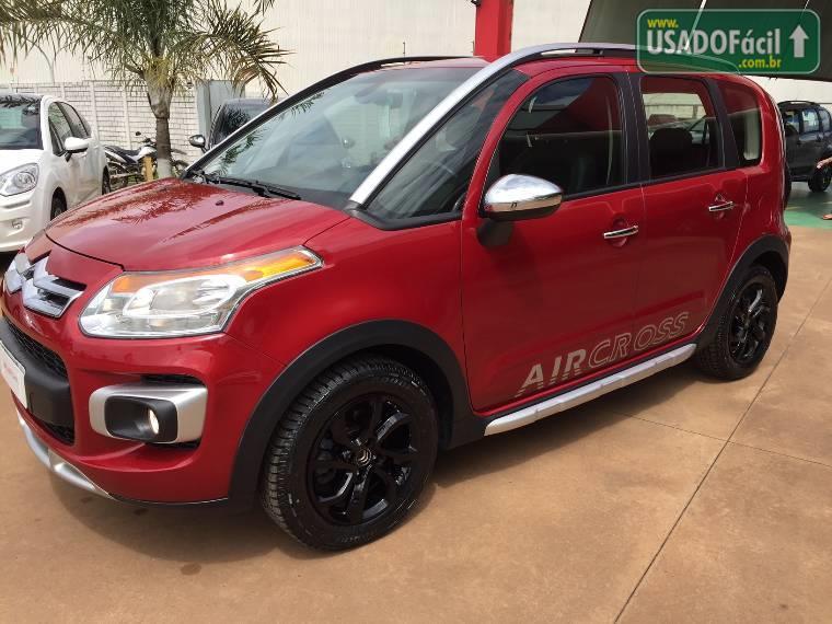 Veículo à venda: aircross exclusive automático flex