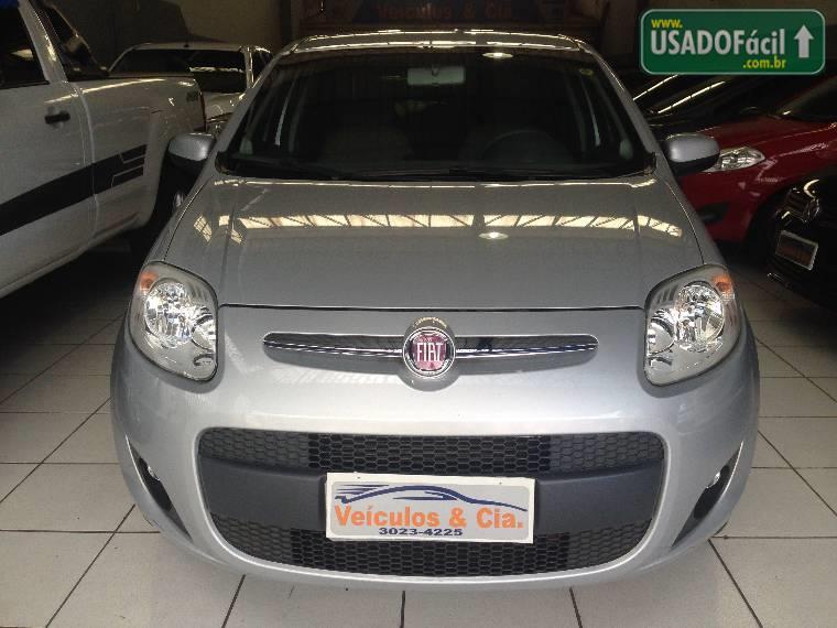 Veículo à venda: palio essence 4p flex