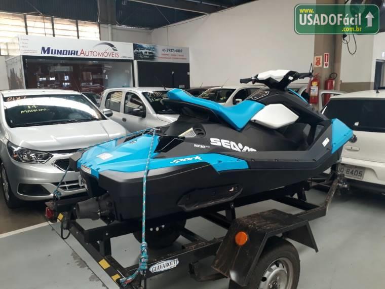 Veículo à venda: jet ski sea.doo spark